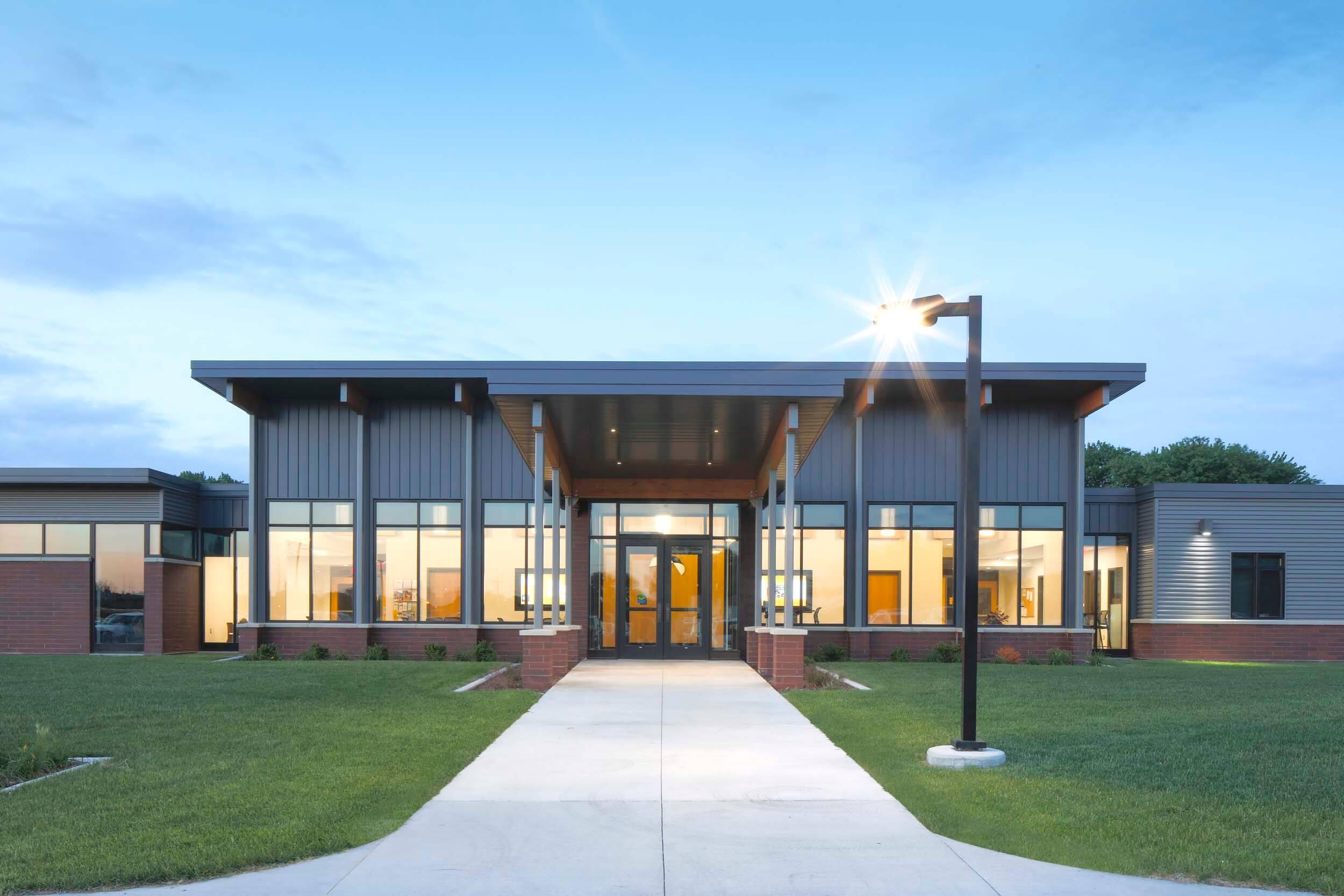 77_Ames Community School District Administration Building
