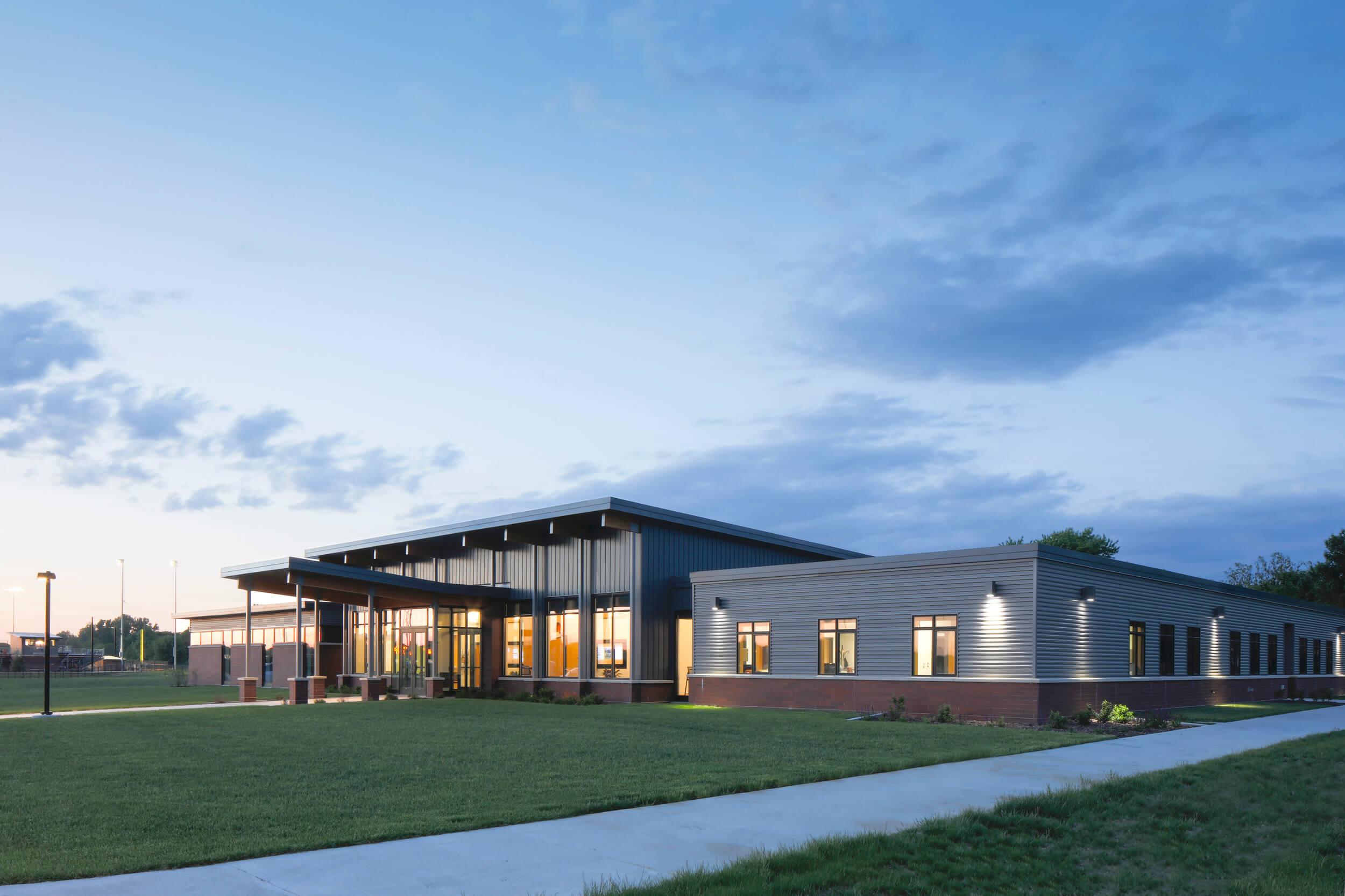 81_Ames Community School District Administration Building