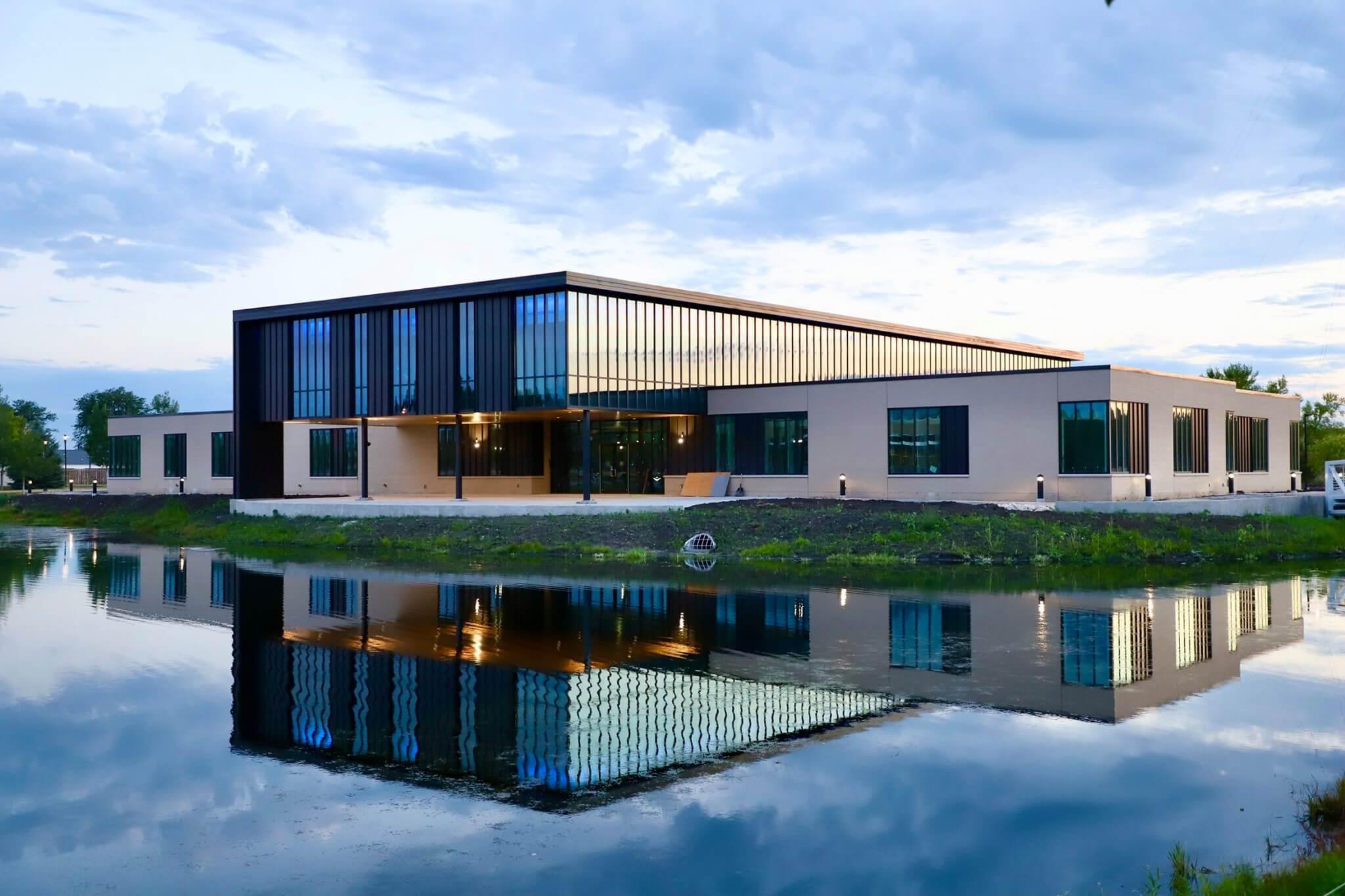 ICCC – Success Center – exterior 2